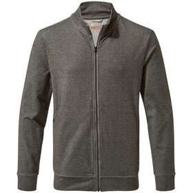 Craghoppers NosiLife Alba Jacket Herre black pepper marl